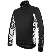 ZERO RH ZERO THERMO JERSEY NOIR ET CAMOUFLAGE Maillot manches longues