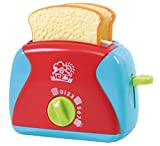 Playgo 3152 - My Toaster für die Spielküche Küchenspielzeug rot blau