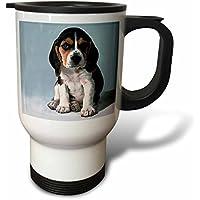 Hiekon Beagle Pup tazza da viaggio, 396,9gram