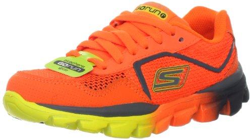 Skechers GO Supreme Jungen Sneakers Orange - Orange (Orcc)