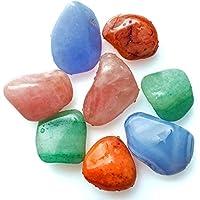 Wassersteine zur Vitalisierung, Belebung und Energetisierung von Edelsteinwasser (Steinsorten: Blauer Chalcedon... preisvergleich bei billige-tabletten.eu