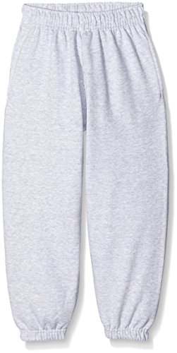 fruit-of-the-loom-kids-classic-jog-pant-pantalones-para-ninos-heather-grey-12-13-anos-152-cm