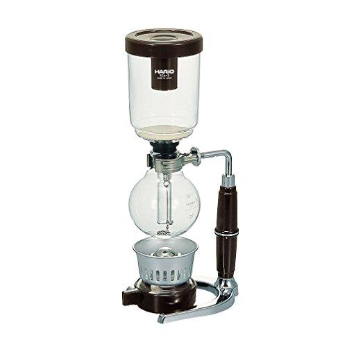 Hario TCA2 - Cafetera sifón, 2 tazas