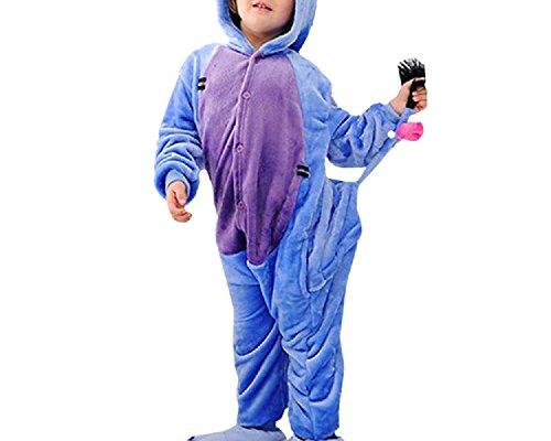 me Cosplay Esel I-Aah M Größe Jumpsuits Pyjama Mädchen Jungen Halloweenkostüm (Esel Halloween-kostüm)