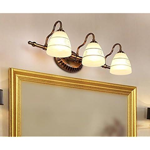 LUYEMEN Colazione continentaleIl LedPrima che la lampada a Specchio bagnoBagno
