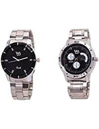 Watch Me Gift Combo Set Of Analog Watches For Men And Boys AWC-010-AWC-011 AWC-010-AWC-011omtbg