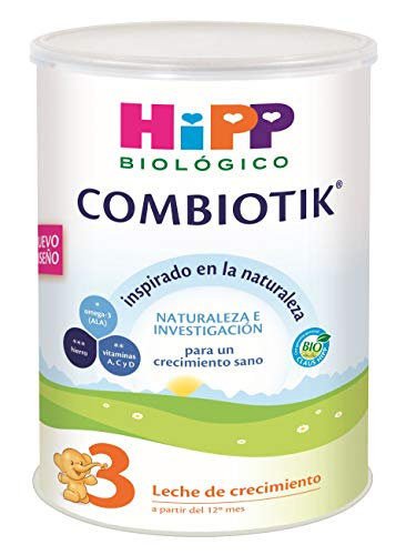 HIPP COMBIOTIK 3 LECHE CRECIMIENTO 800GR