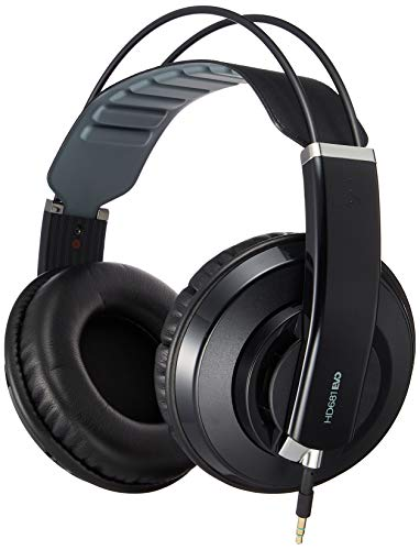 Superlux HD681EVO Semi-Open Professional Monitoring Headphones