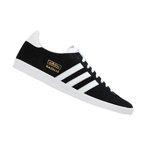 adidas - Gazelle Og-3, Scarpe Da Ginnastica da uomo Black White FV1
