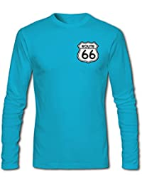 Ruta 66 Classic 66 Route For Boys Girls Long Sleeves Outlet