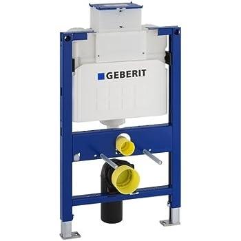 Geberit - Bâti-support pour WC suspendu - Bâti-support Duofix PLUS UP200, Hauteur 82 cm en Applique