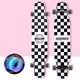 Skateboard Professionale Longboard Skateboard Standard Skateboard Completo...