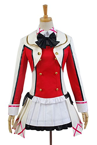 LoveLive! Honoka Kosaka Uniform Kleid Cosplay Kostüm Maßanfertigung (Honoka Kostüme)