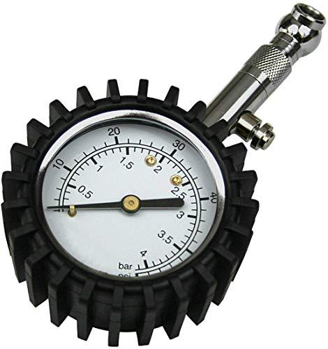 KATLY Premium Manomètre de Pression de pneus Grand cadran, Ersatz-Reifendruck-Kontrollsystemsensoren