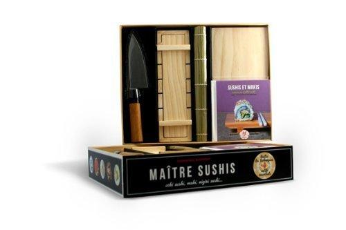 Coffret Matre Sushis de MMMMH (2012) Broch
