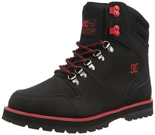 DC Shoes  Peary M Boot Blr, Bottes Classiques homme Noir (black/red Blr)