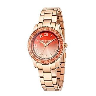 Just Cavalli Reloj analogico para Mujer de Cuarzo con Correa en Acero Inoxidable R7253202506