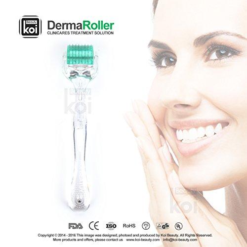 koi-beauty-192-mt-facial-derma-roller-rodillo-rollo-20mm-de-micro-agujas-acero-inoxidable-tratamient