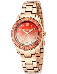 Just Cavalli Damen Uhrenbeweger Collection JUST SUNSET Edelstahl gold R7253202506