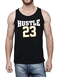 Hustle Men's Printed T Shirt