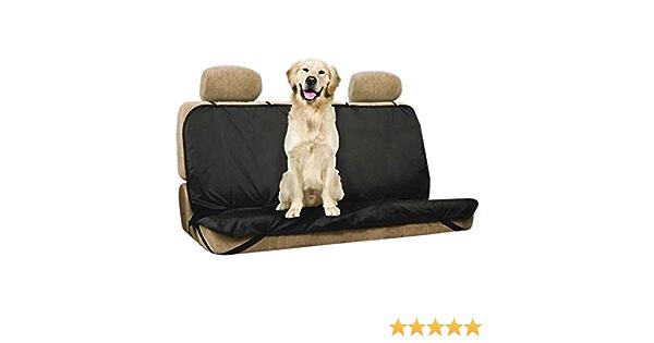 Onehomestore Auto Rücksitz Abdeckung Wasserdicht Für Hunde Und Katzen Auto