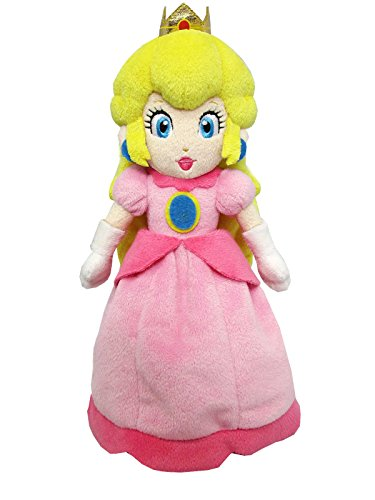 "Princess Peach - Super Mario All Star Collection - Sanei - 25cm 10"""