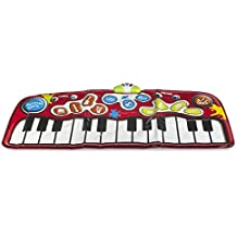 Winfun - Alfombra piano con luz - 179x78 cm (ColorBaby 44257)