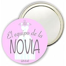 Chapa-Espejo para Boda