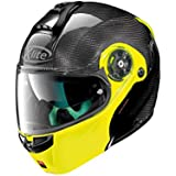 X-LITE CASQUE MODULABLE X1004 ULTRA CARBON DYAD FLUO YELLOW