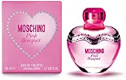 Moschino Pink Bouquet For Women, 50 ml