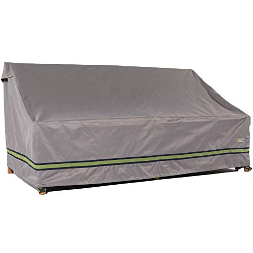 Duck Covers Soteria RainProof 70 in. W Patio Loveseat Cover