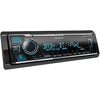 Kenwood-KMM-205-USB-Autoradio-mit-RDS