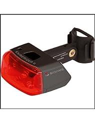Sigma Batterie Rücklicht CUBERIDER-II schwarz Fahrrad Lampe Licht
