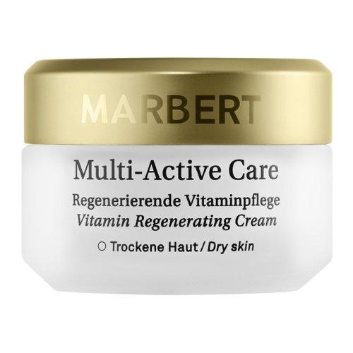 Marbert Multi-Active Care femme/woman, Vitamin Regenerating Cream Dry Skin, 1er Pack (1 x 50 ml)