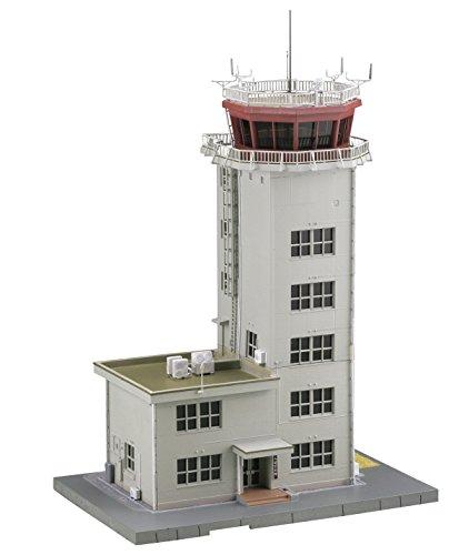 tomytec-275022-aeroport-tower-accessoire-pour-le-modele-chemins-de-fer