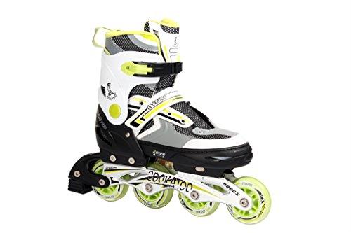 Cockatoo Inline Skates With Aluminium Chassis (m)