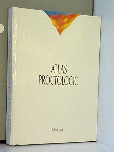 Atlas proctologic par Roland Copé