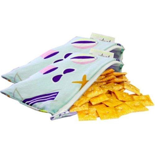 itzy-ritzy-snack-happens-cape-cod-mini-sac-gouter-reutilisables-et-tout-lot-de-2