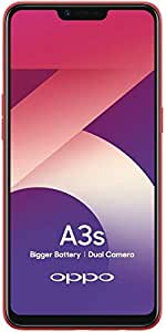 OPPO A3s (Red, 3GB RAM, 32GB) with Offers