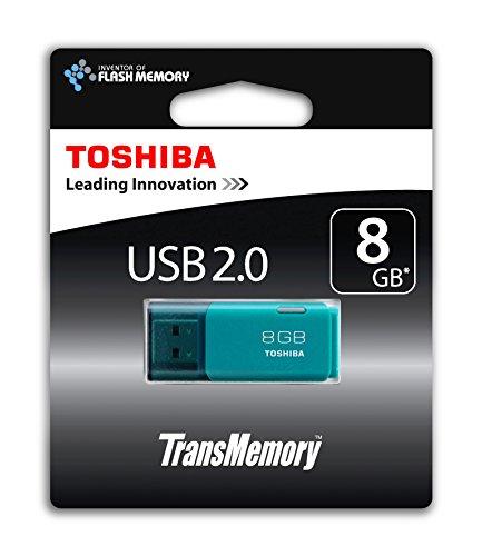 Toshiba Hayabusa 8GB Flash Drive USB 2.0