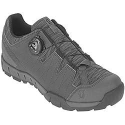 SCOTT 270606, Chaussures Sport Trail Boa DK Grey/Blck 42.0 Unisexe Adulte