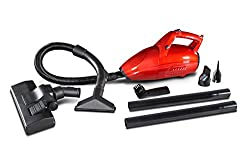 Eureka Forbes Super Clean Handheld Vacuum Cleaner (Red/Black)