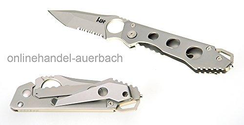 BENCHMADE 14447SG-HK Grey Ally Tanto Taschenmesser Klappmesser Messer