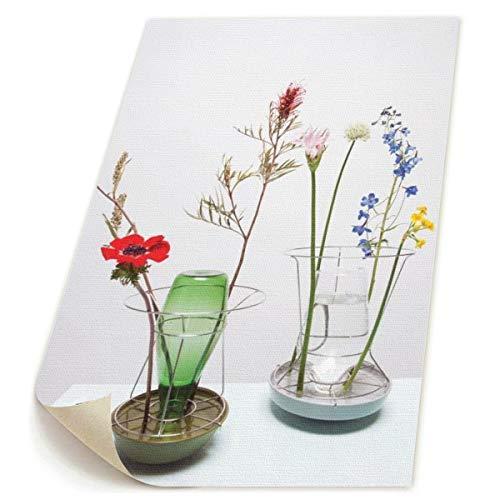 SDGYGSNi Vases Leinwanddrucke, abstrakte Pop-Art, lustige bunte Tier-Druck, -