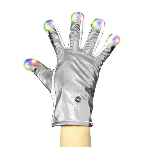magic-led-glove-silver
