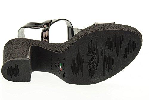 NERO GIARDINI scarpe donna sandali P717651D/100 Nero
