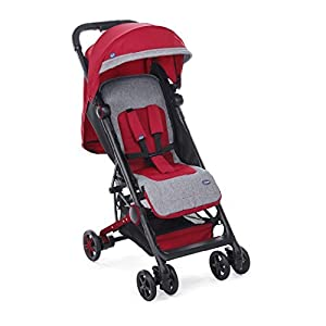 Chicco Mini.Mo Super Compact from Birth Stroller, Paprika   9