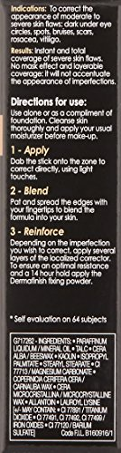 Vichy Dermablend Bastone correttivo, Bronzo 55, 4.5 g