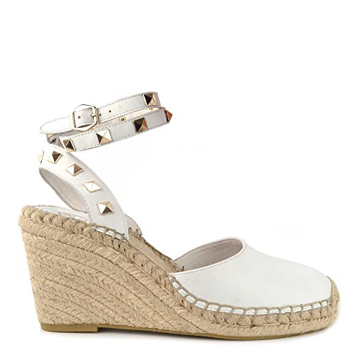 Whitney Sandales Ash Chaussures Bis Blanc Femme CUx5gxq