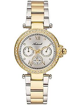 antoneli Damen Quarz Armbanduhr